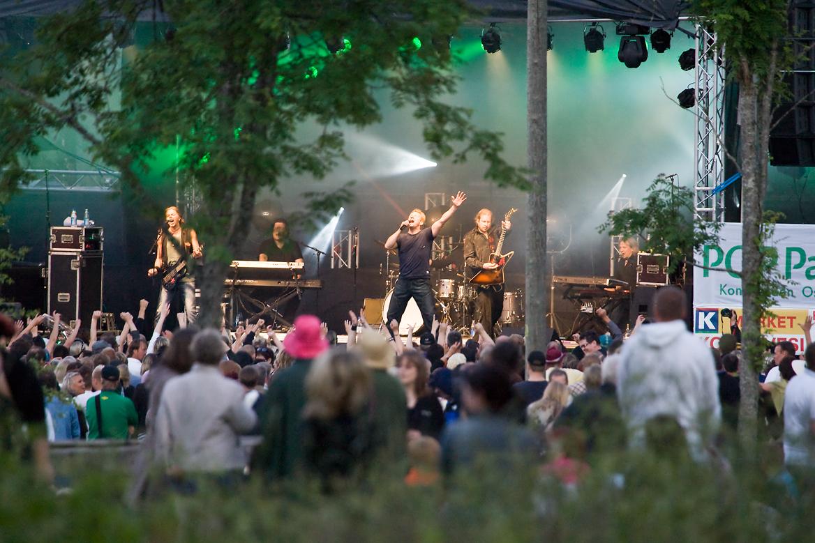 Häyrylänranta Blues 5.7.2012