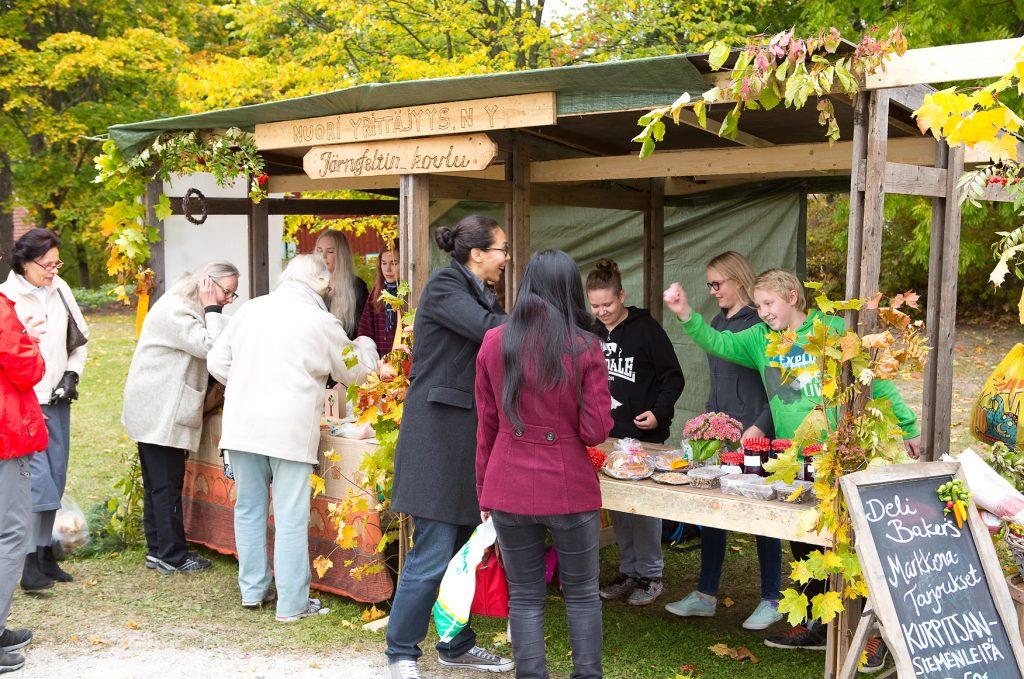 Lohjan omenamarkkinat 2016